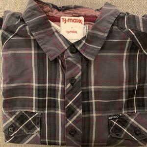 Buffalo Large Short Sleeve Shirt